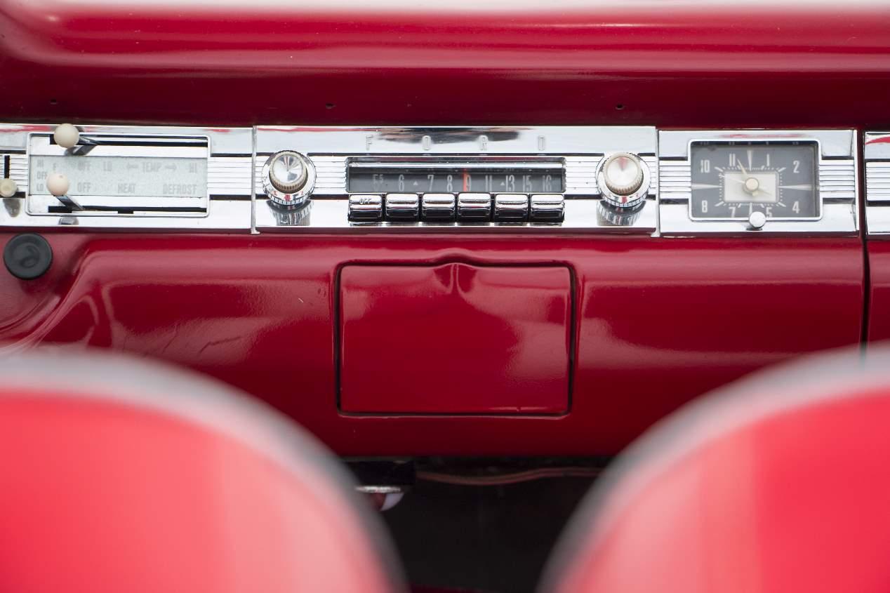 Ford Fairlane 500 Galaxie Sunliner: nuestra prueba, en imágenes