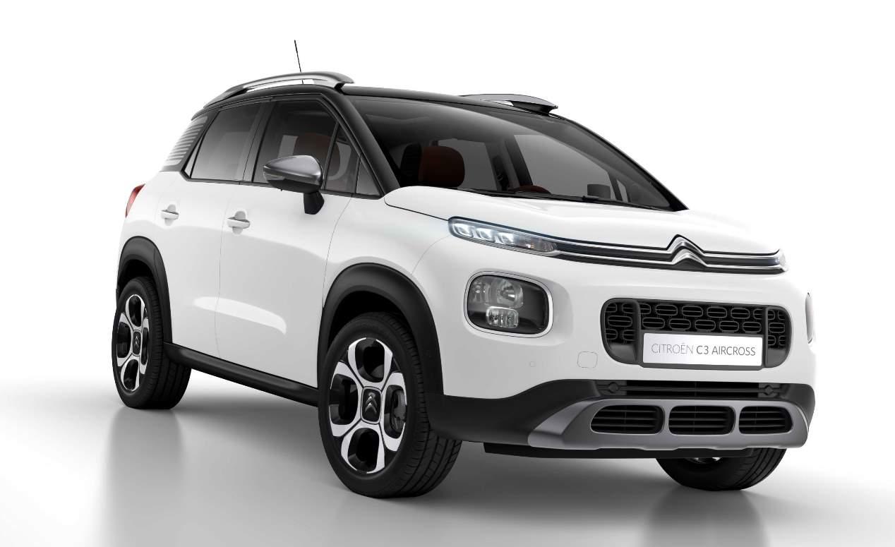 El Citroën C3 Aircross #InspiredBy, en imágenes