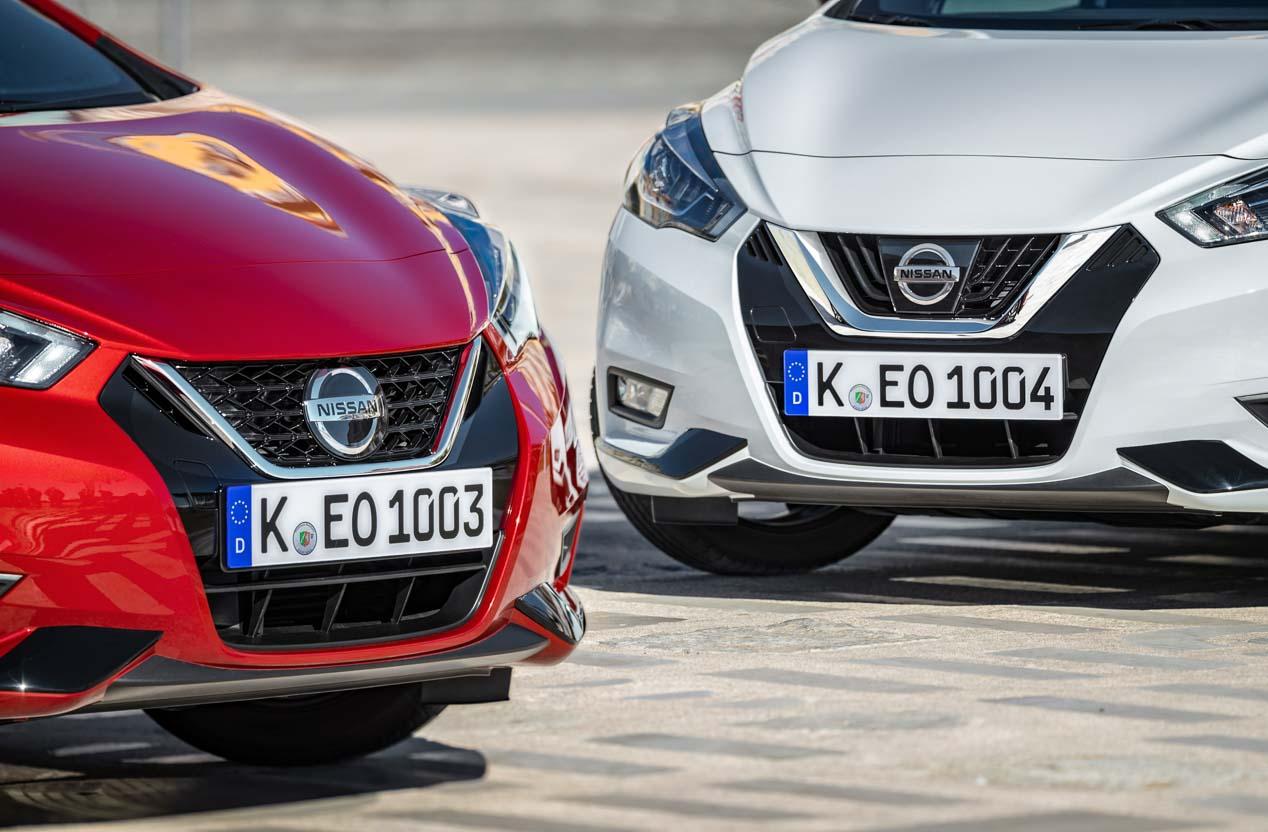 Nuevo motor 1.0 para el Nissan Micra