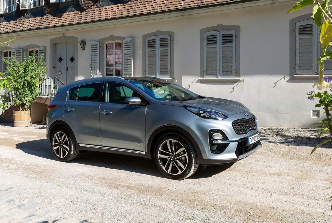 Kia Sportage: el nuevo SUV, en oferta por 17.500 euros