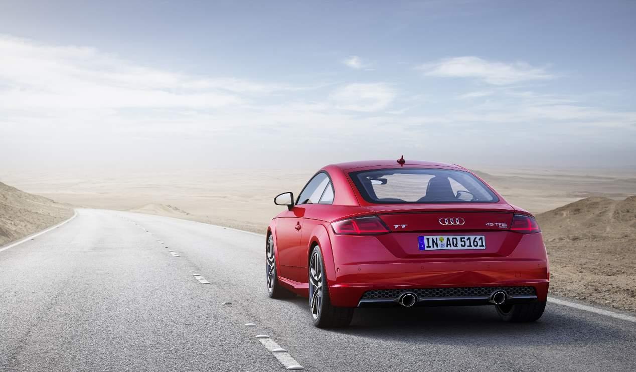 El Audi TT 2019, ya a la venta en España