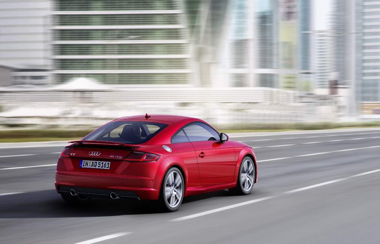 Audi TT 2019: precios y datos de gama para España del ...