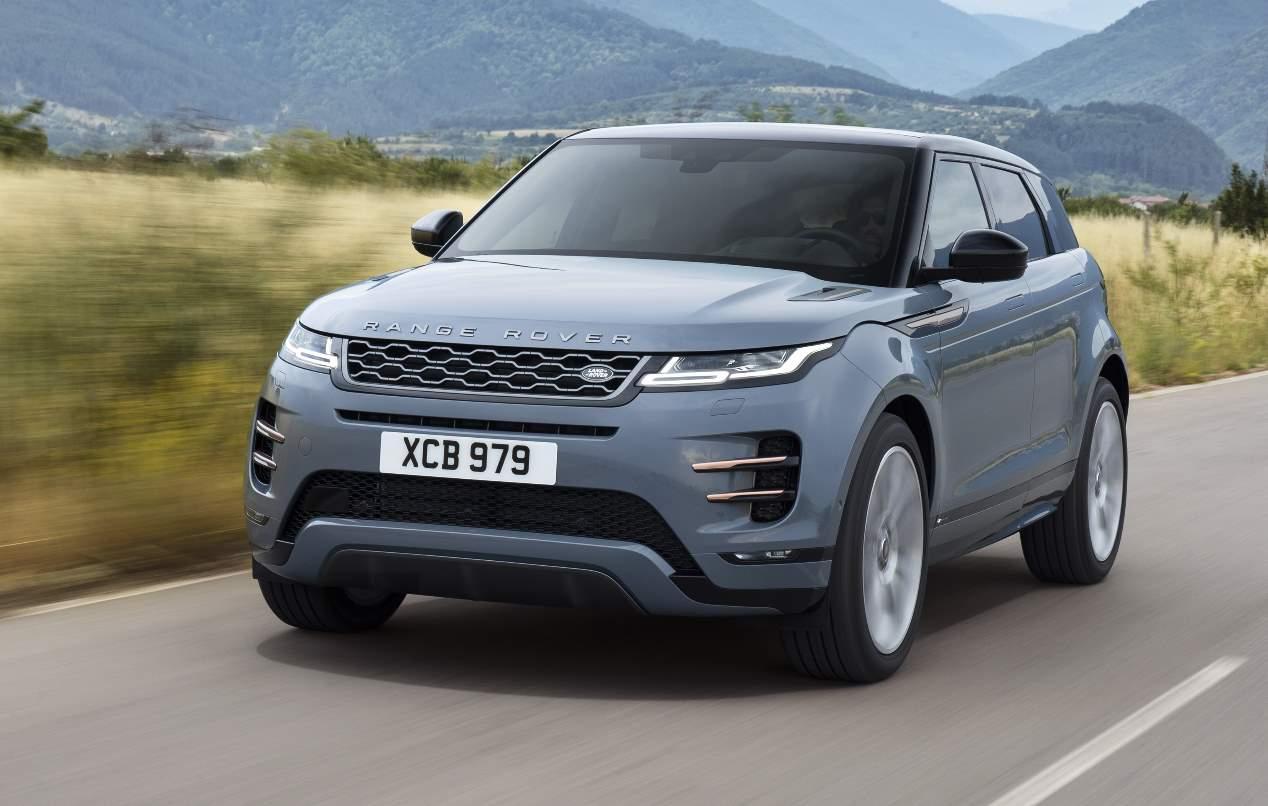 Nuevo Range Rover Evoque, sus precios para España