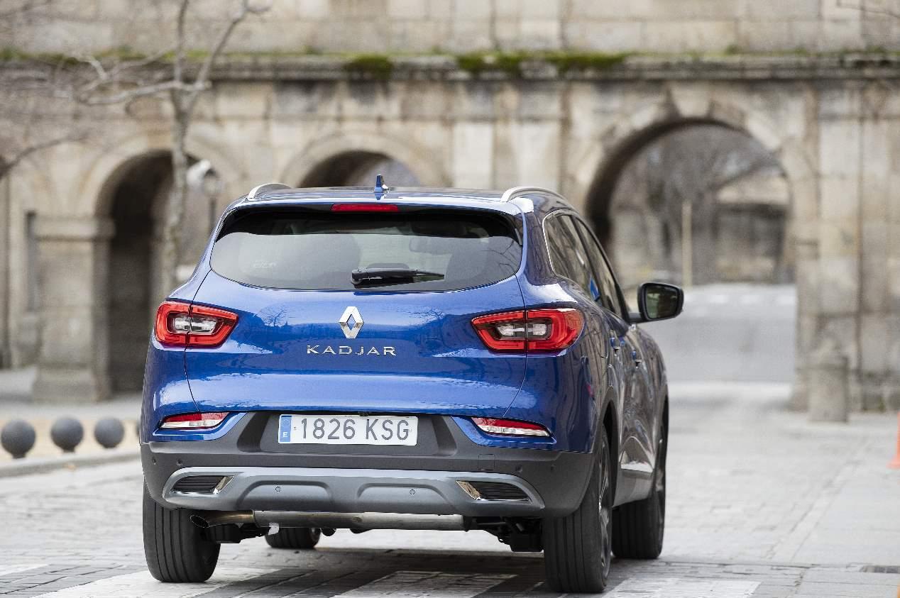 A prueba el Renault Kadjar 1.3 TCe de 160 CV