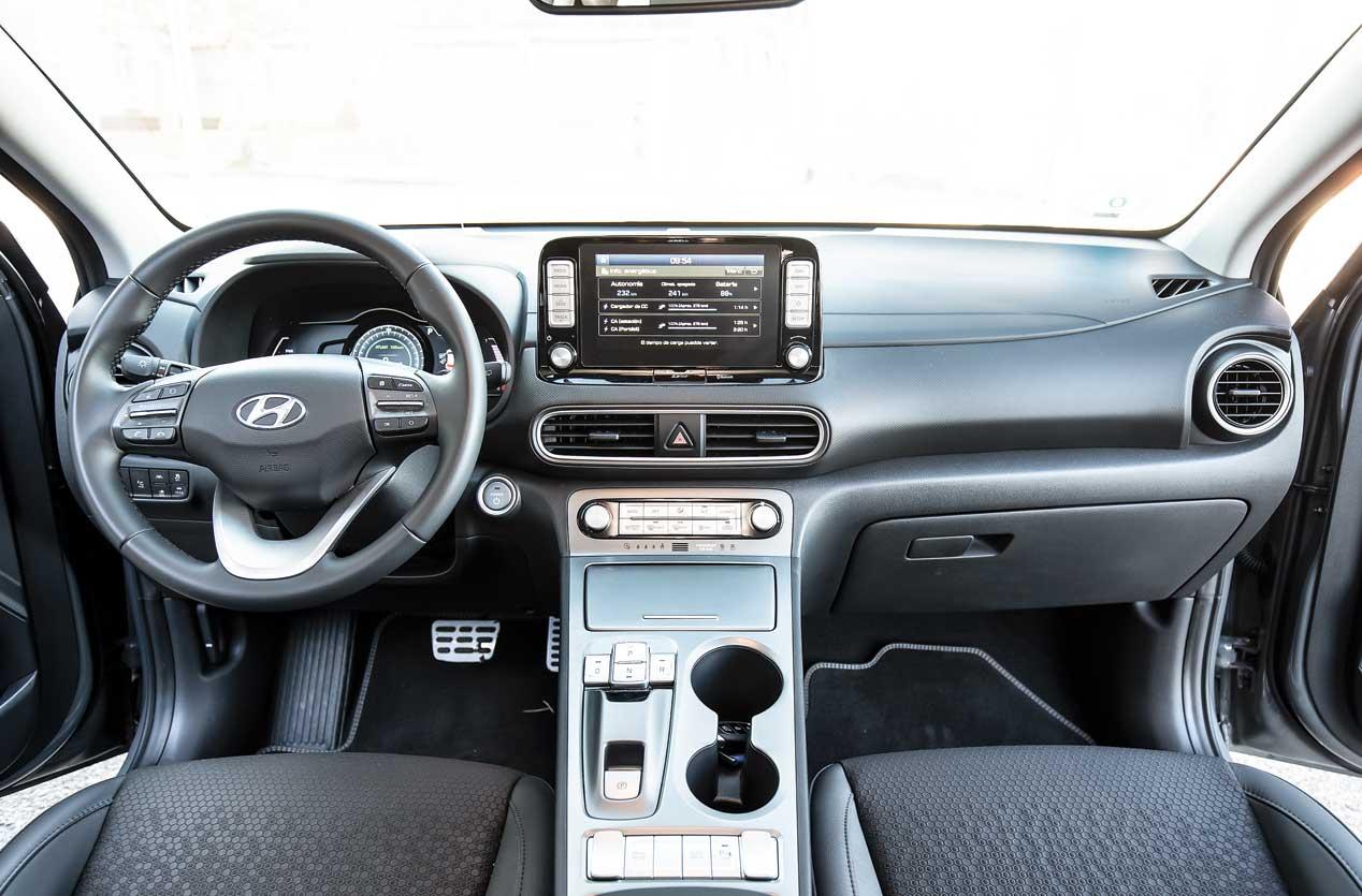 Enfrentamos a los tres eléctricos del momento, Nissan Leaf, Renault Zoe y Hyundai Kona