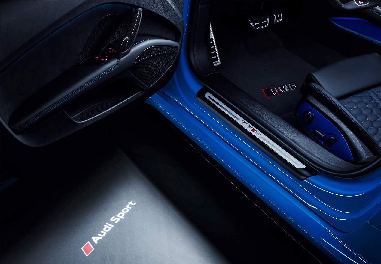 Los Audi TT RS Coupé y TT RS Roadster 2019, en imágenes