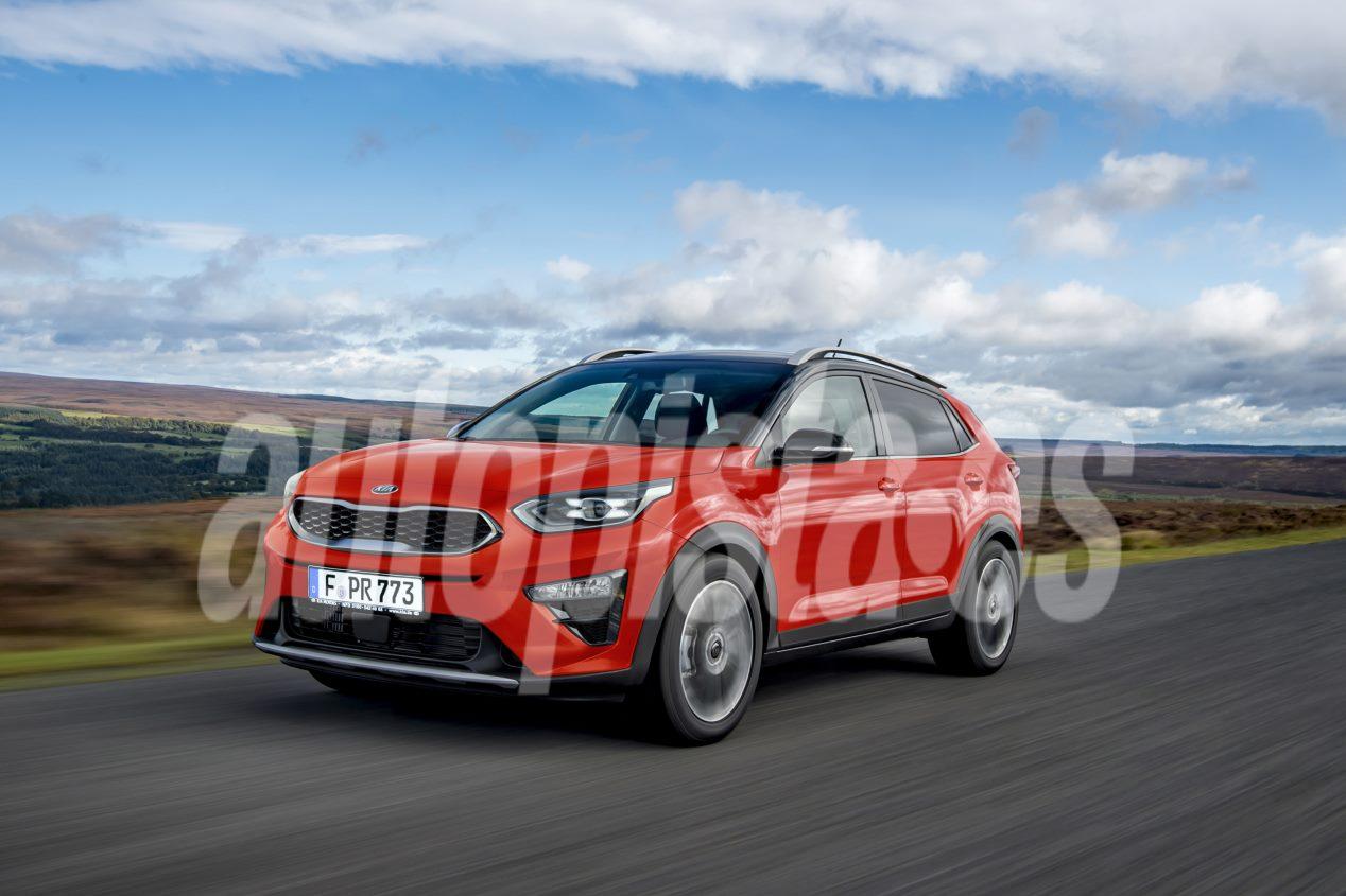 Kia XCeed 2019: primeras imágenes del nuevo SUV