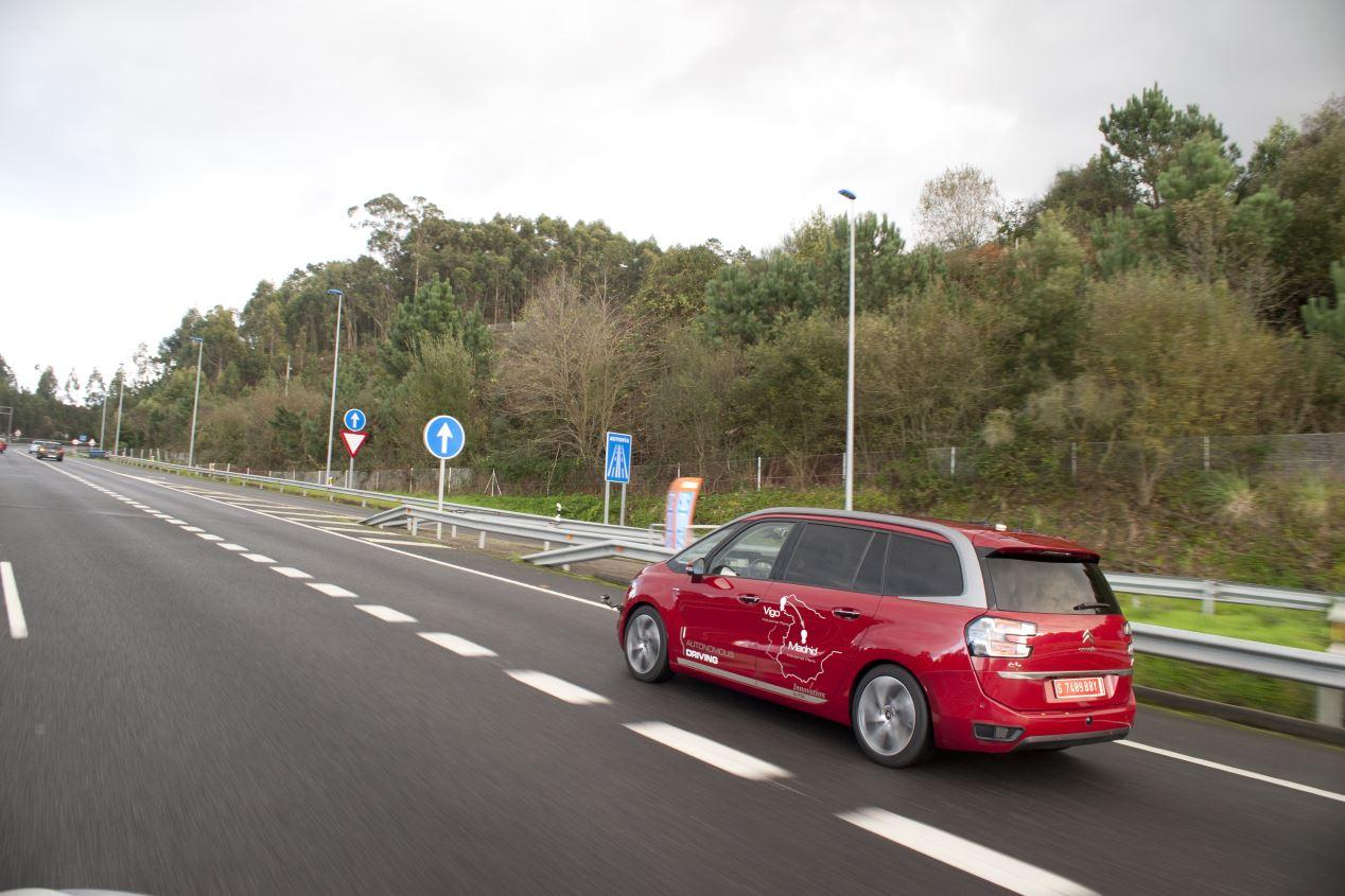 La realidad del coche autónomo en España