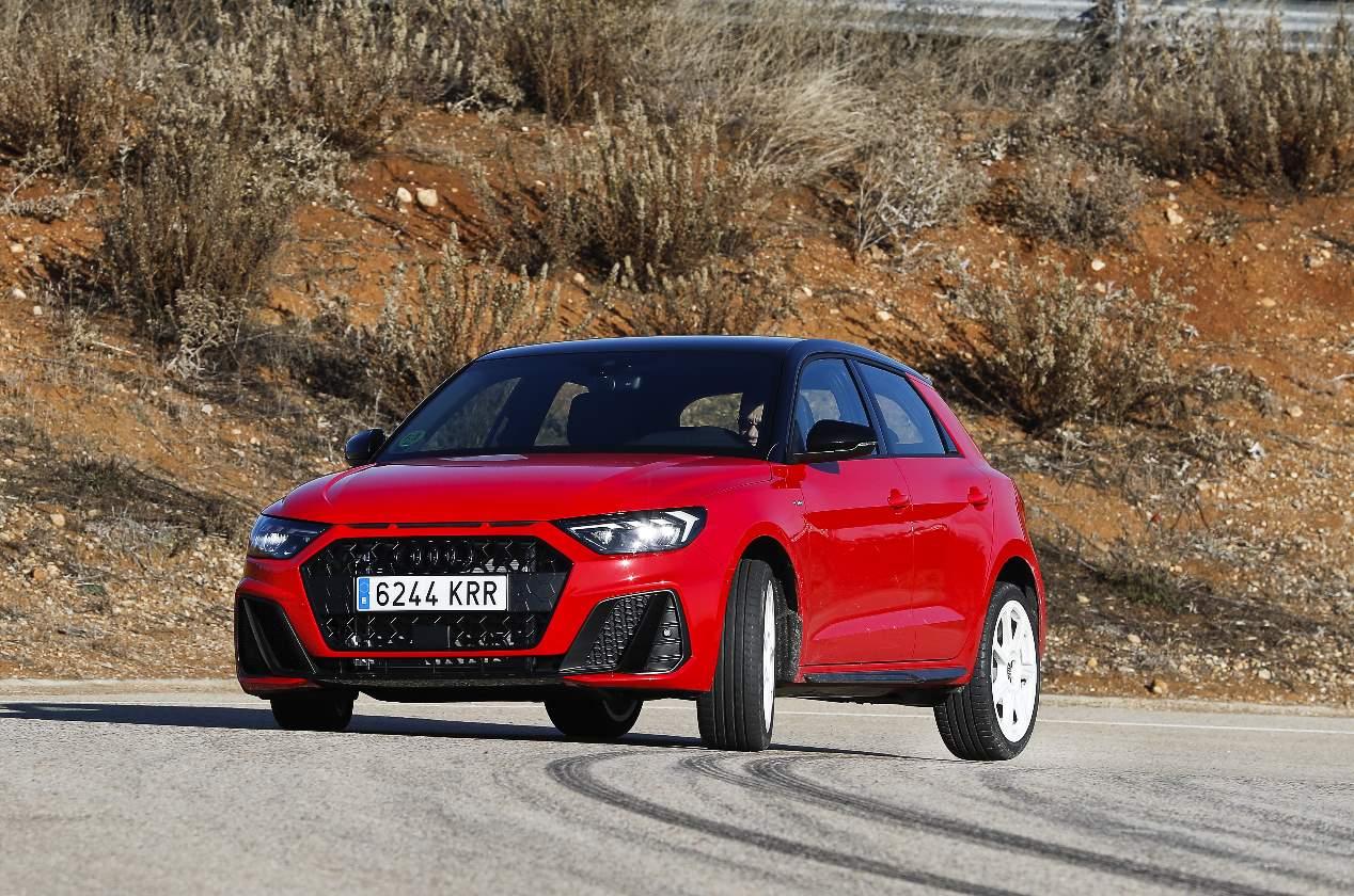 A prueba el Audi A1 30 TFSI