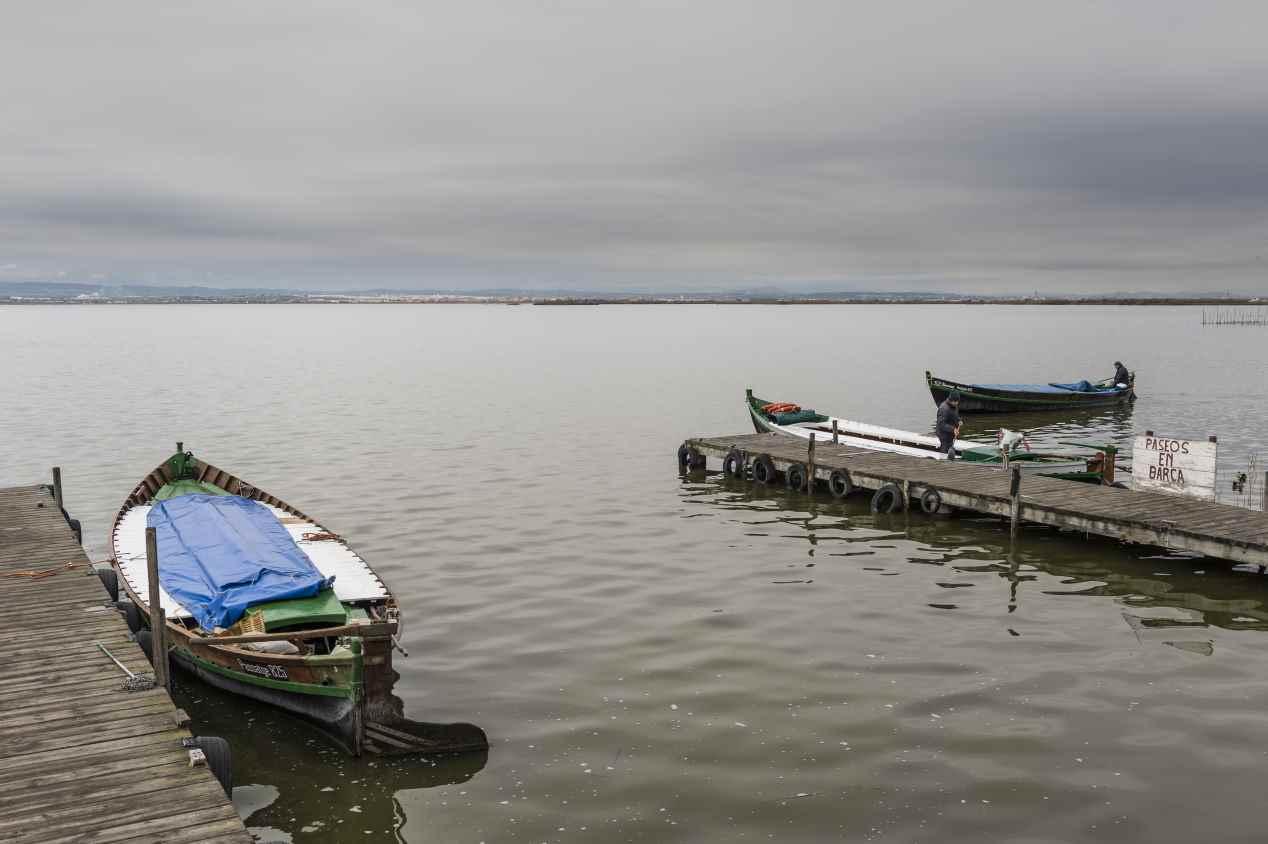 Viajamos de la Albufera al Delta del Ebro con un Seat Ronda Crono