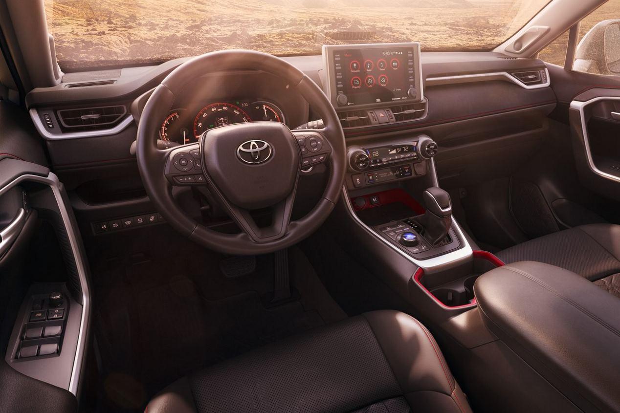 Toyota RAV4 TRD Off Road: así es el nuevo SUV