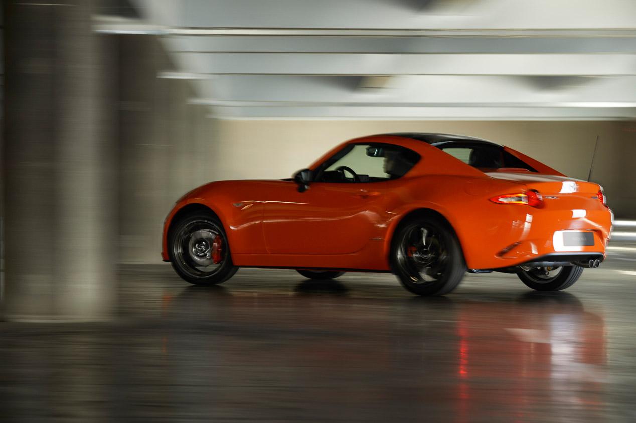 Mazda MX-5 30 Aniversario: nueva serie especial