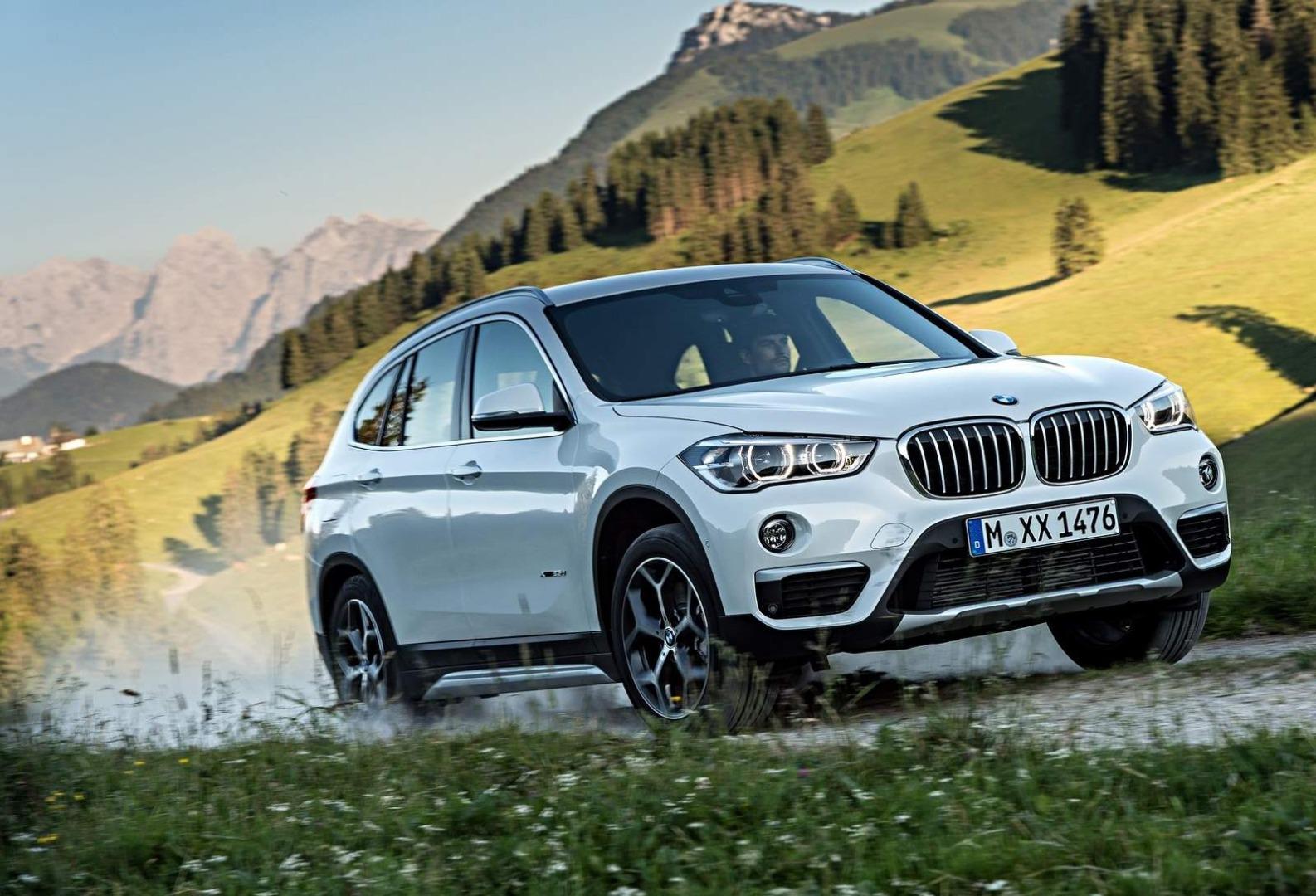 El BMW X1 2019, en imágenes