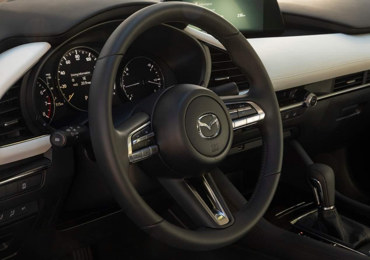 El Mazda3 Sedán 2019, en imágenes