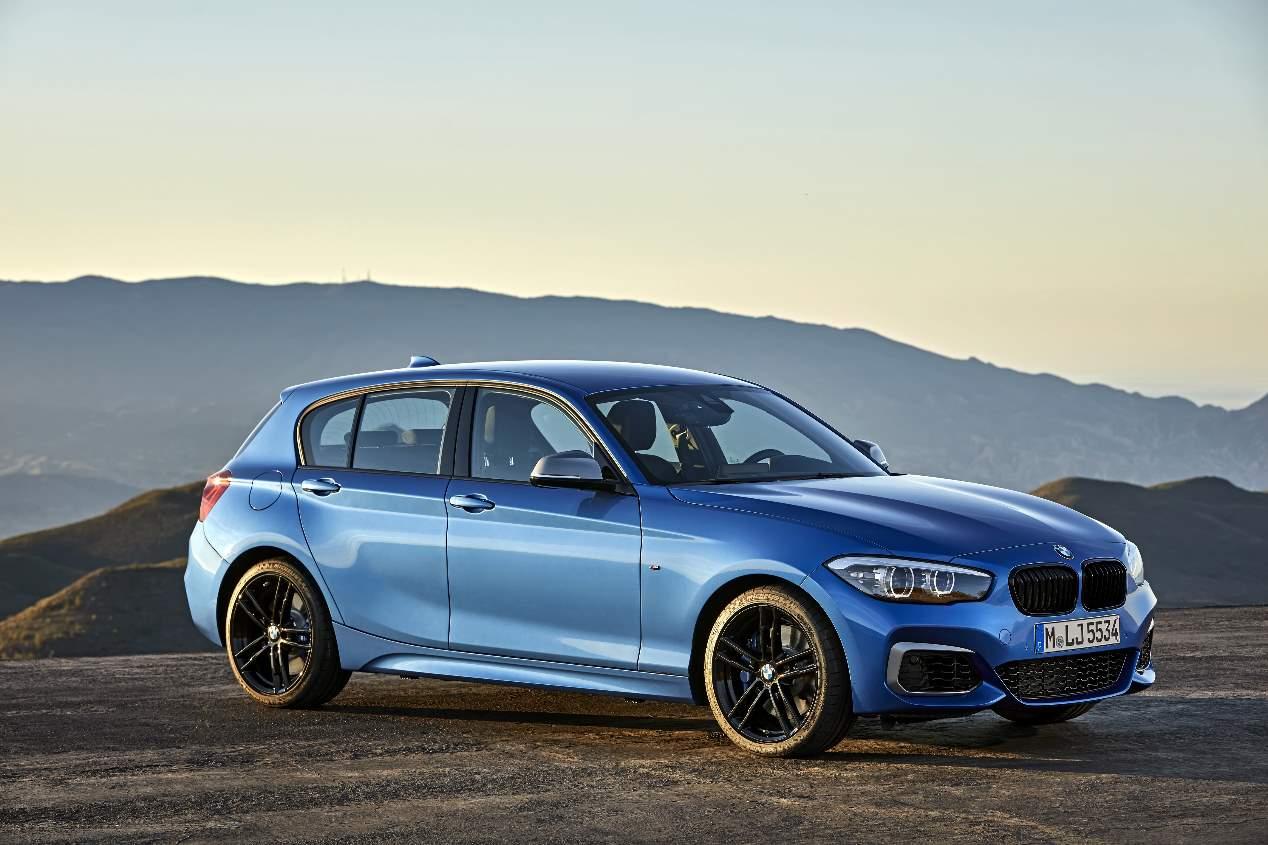 El BMW Serie 1 2019: en imágenes, el coche más barato de BMW en España