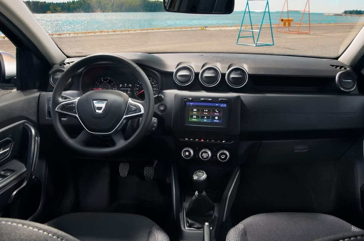 El Dacia Duster estrenará una versión pick-up en 2019