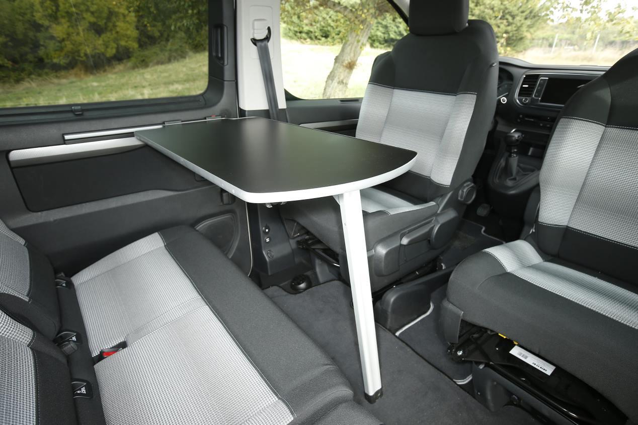 Citroën SpaceTourer By Tinkervan: el nuevo camper, en imágenes
