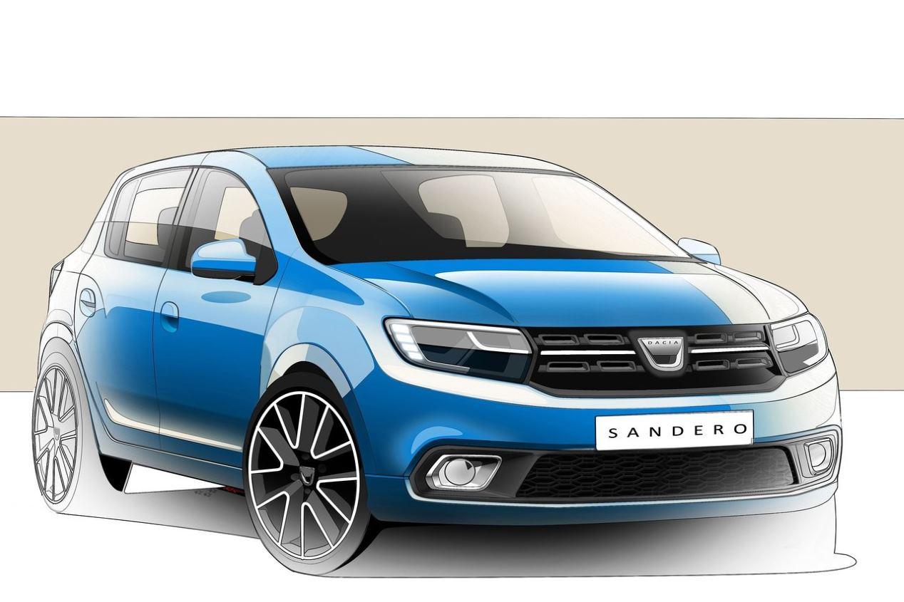 Dacia Sandero 2020: la tercera generación del utilitario se presenta a final de año