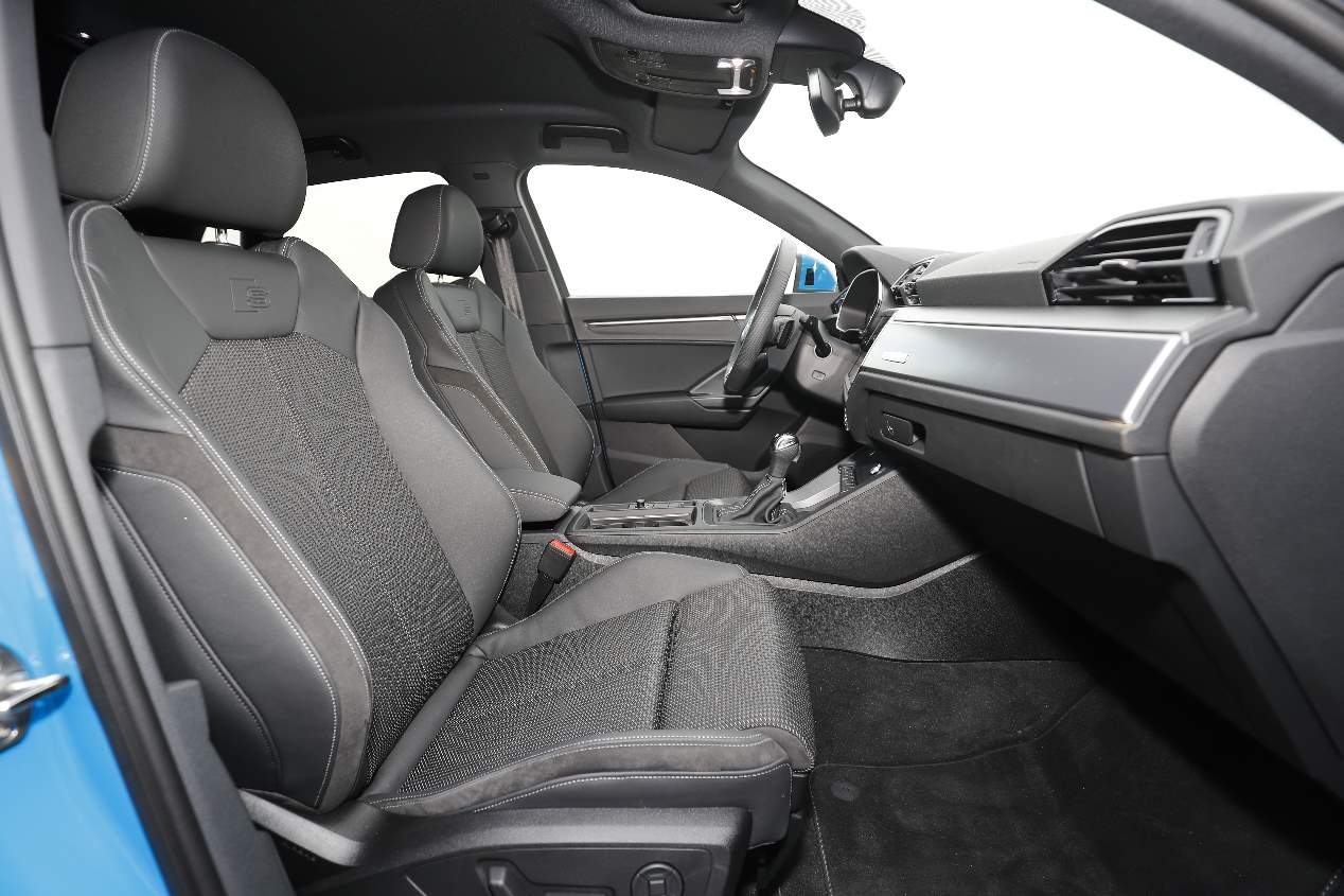 El Audi Q3 35 TFSI, a prueba: las mejores fotos