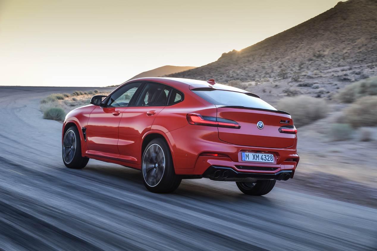 Así lucen los nuevos BMW X3 y X4 M