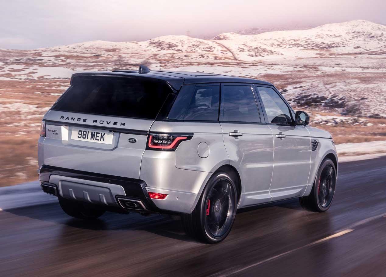 Así es el nuevo Range Rover Sport con etiqueta ECO