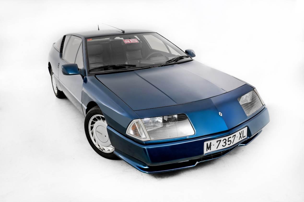 Renault Alpine GTA: el mítico deportivo, en fotos