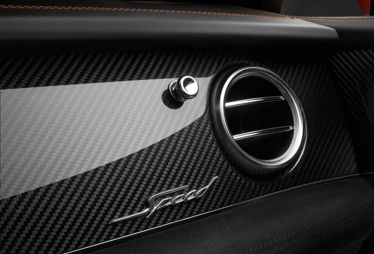 Bentley Bentayga Speed: las mejores fotos del nuevo SUV deportivo
