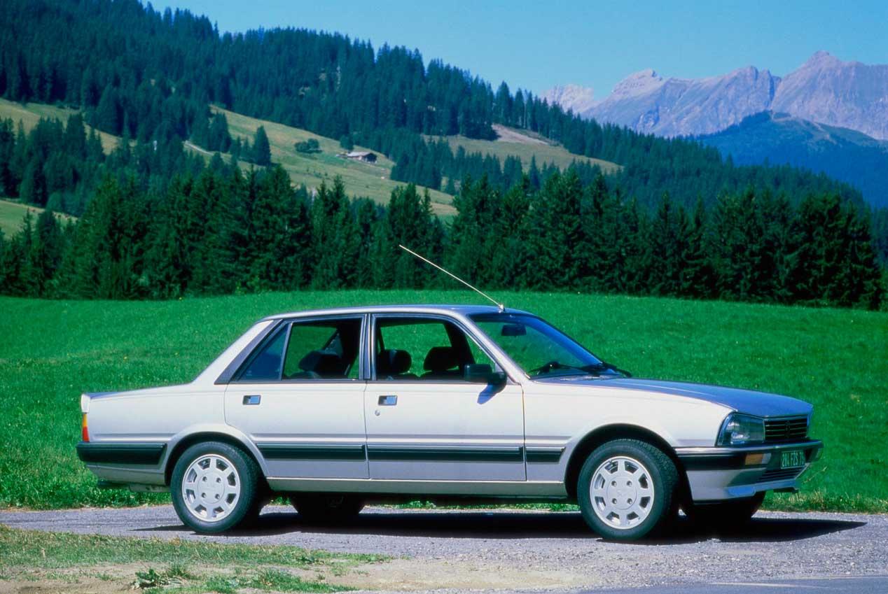 Celebramos los 40 años del Peugeot 505