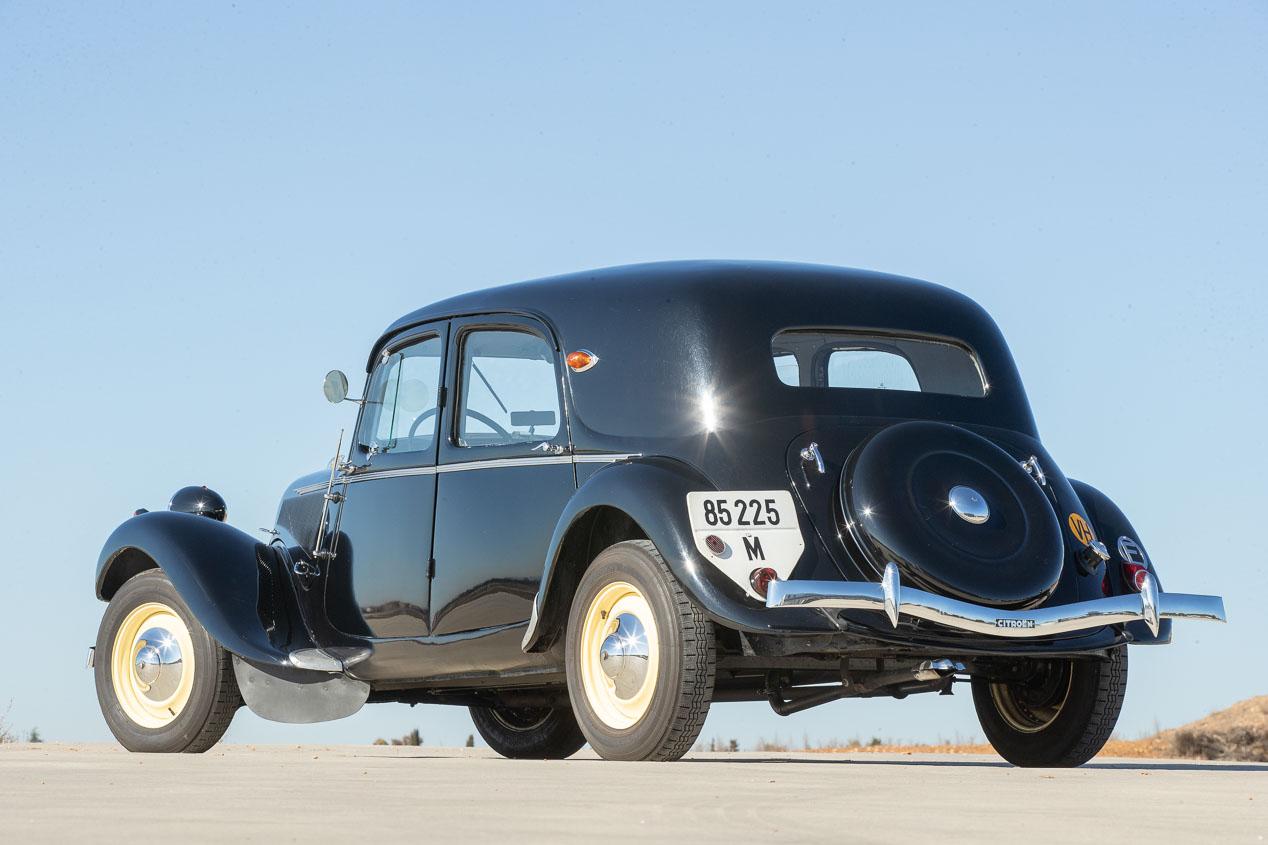 Citroën y sus 100 años de confort
