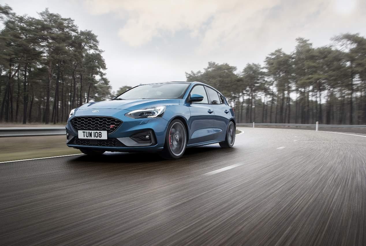 Ford Focus ST 2019: sus mejores fotos oficiales