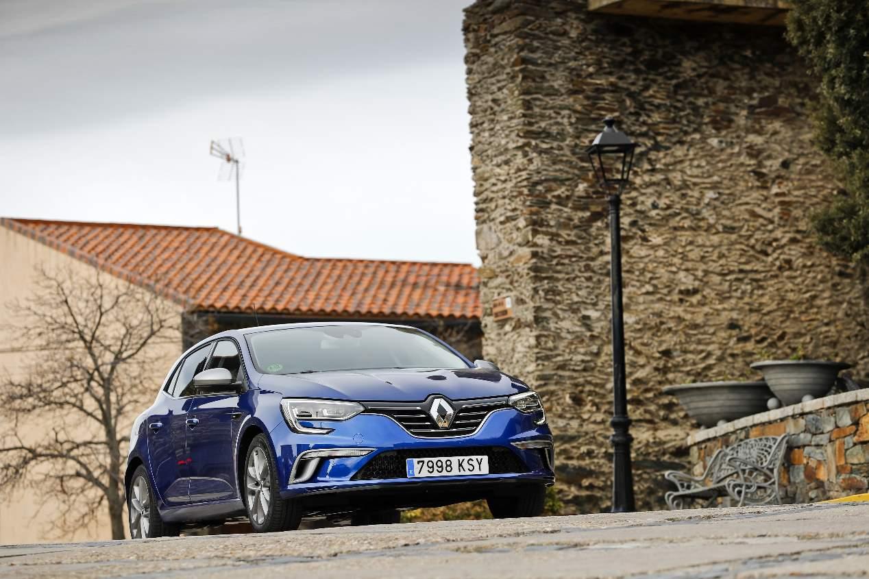 A prueba el nuevo Renault Mégane 1.3 TCe 160 CV de gasolina