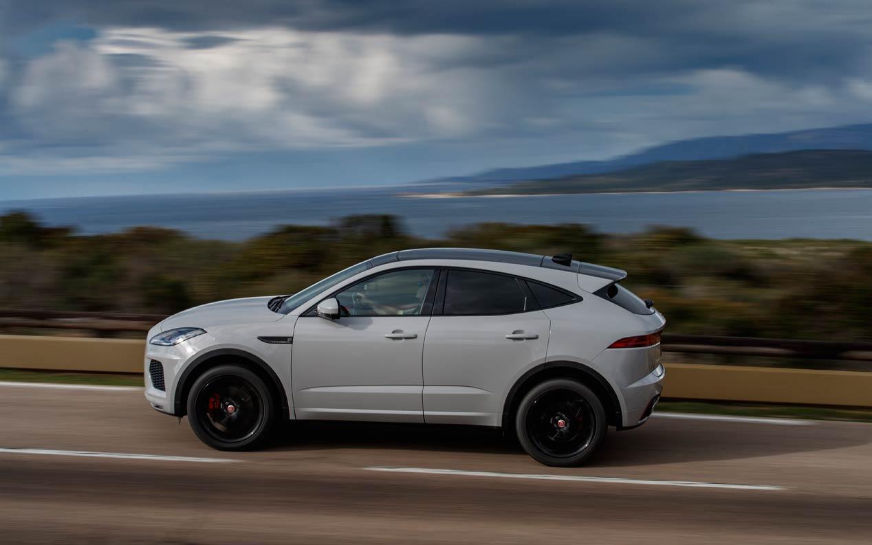 Jaguar E-PACE, el SUV compacto más felino