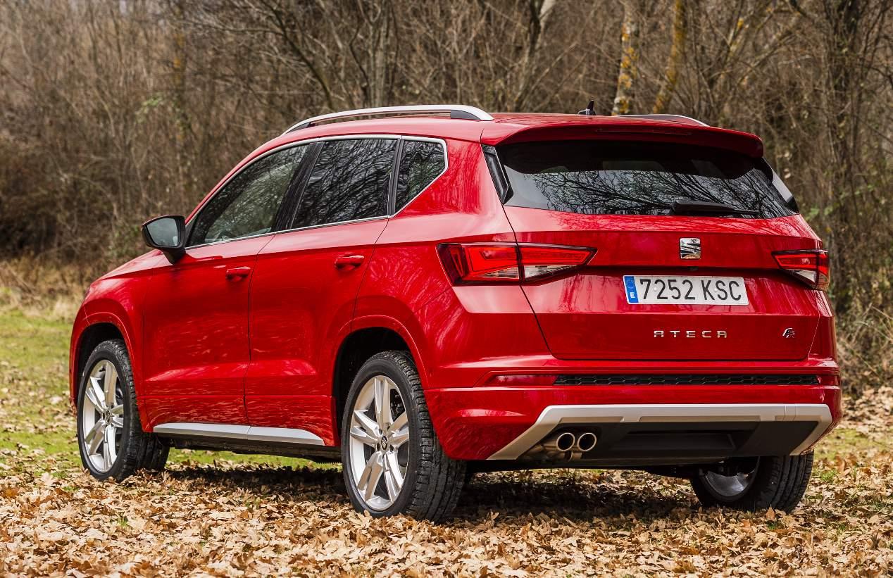 Seat Ateca 1.5 EcoTSI y 2.0 TDI 4x2: probamos los nuevos SUV