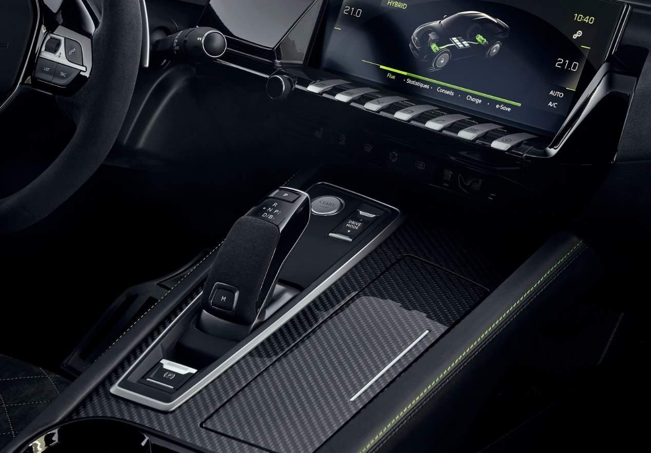 El Peugeot 508 Sport Engineered Concept, en fotos
