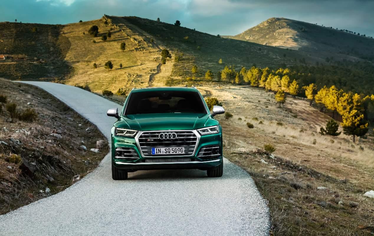 Audi SQ5 TDI 2019: las mejores fotos del SUV deportivo