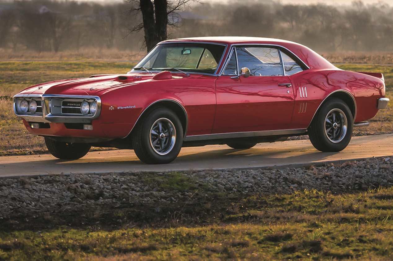 Muscle cars: historia y modelos más emblemáticos