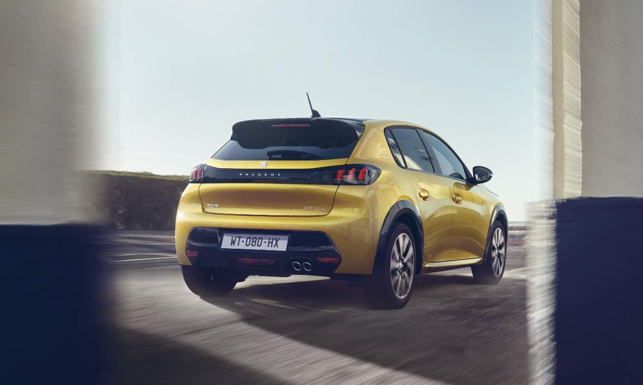 Peugeot 208 2019: las mejores fotos oficiales