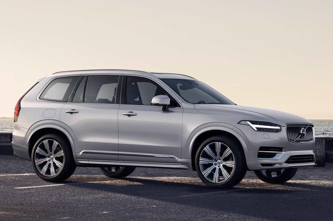 Volvo XC90 2019: el nuevo SUV, en imágenes