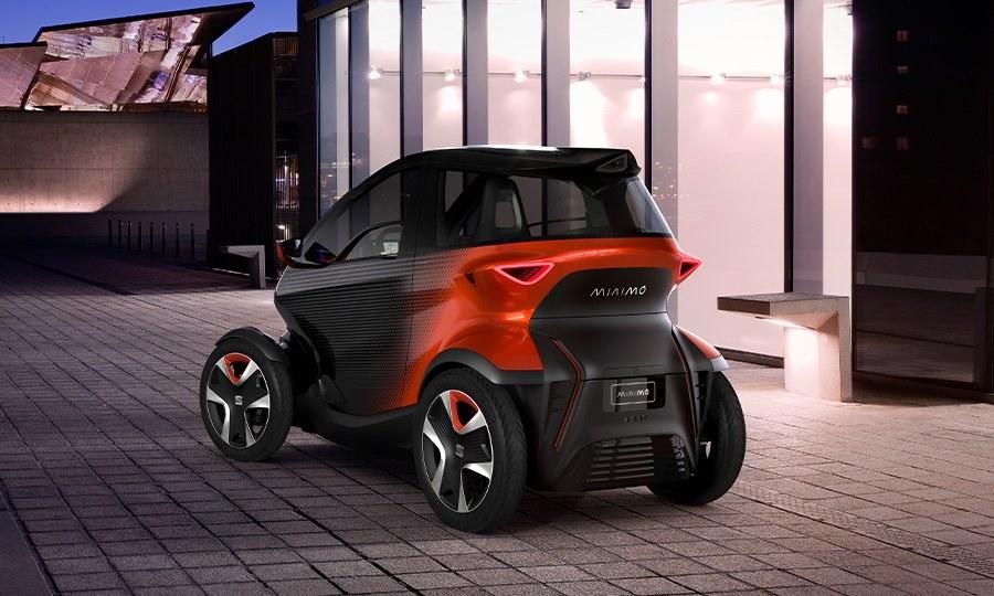 Seat Minimo: el coche de Seat que conducirás con ¡16 años!