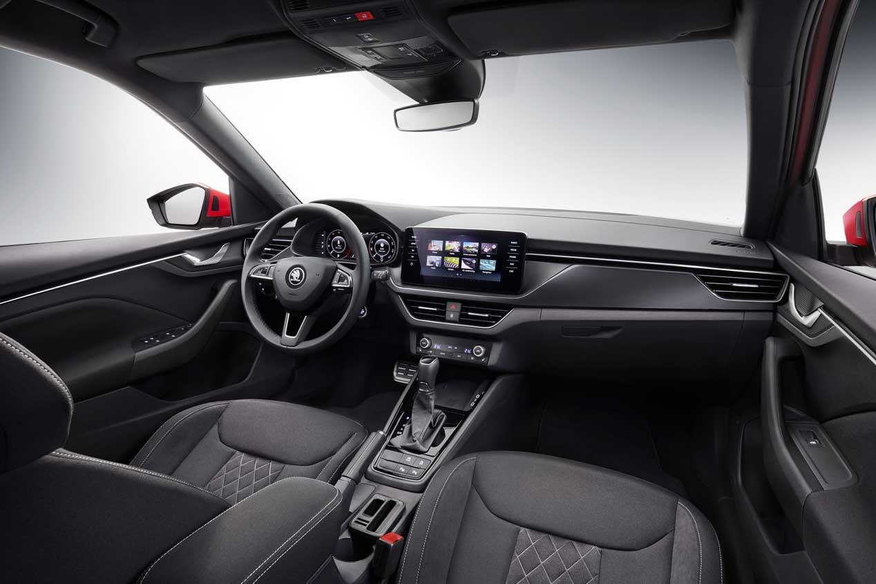 Skoda Kamiq: todas las fotos del nuevo SUV