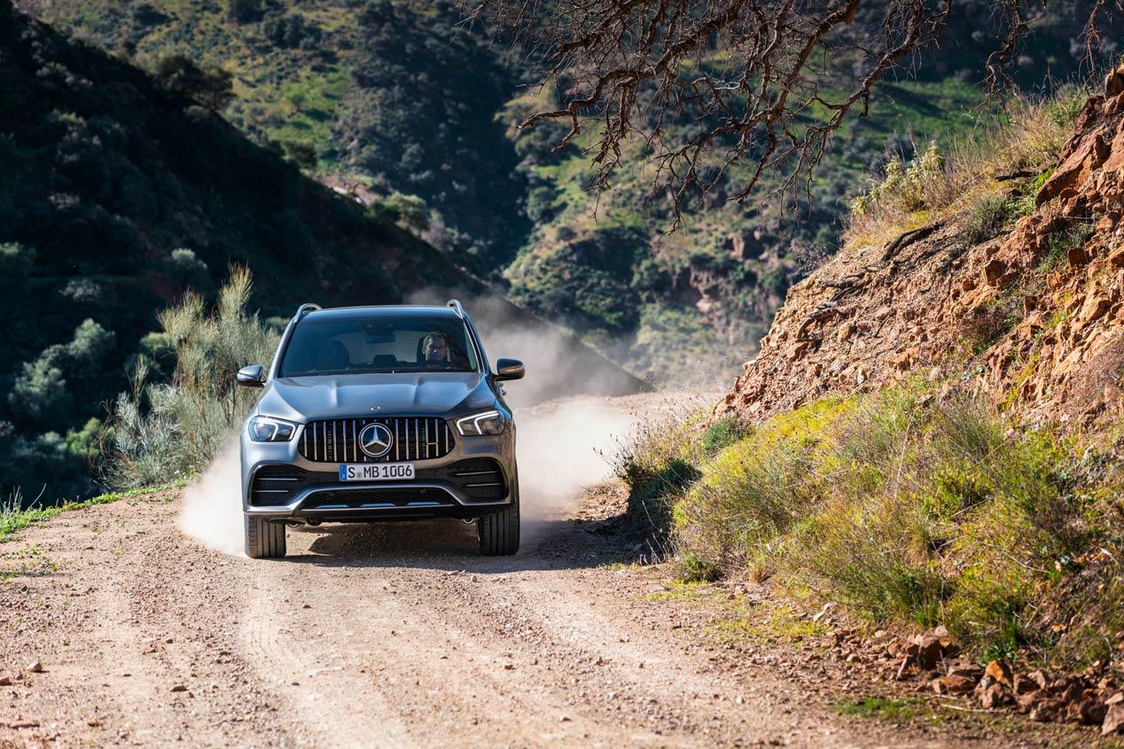 Mercedes-AMG GLE 53 4MATIC+, nueva bestia SUV