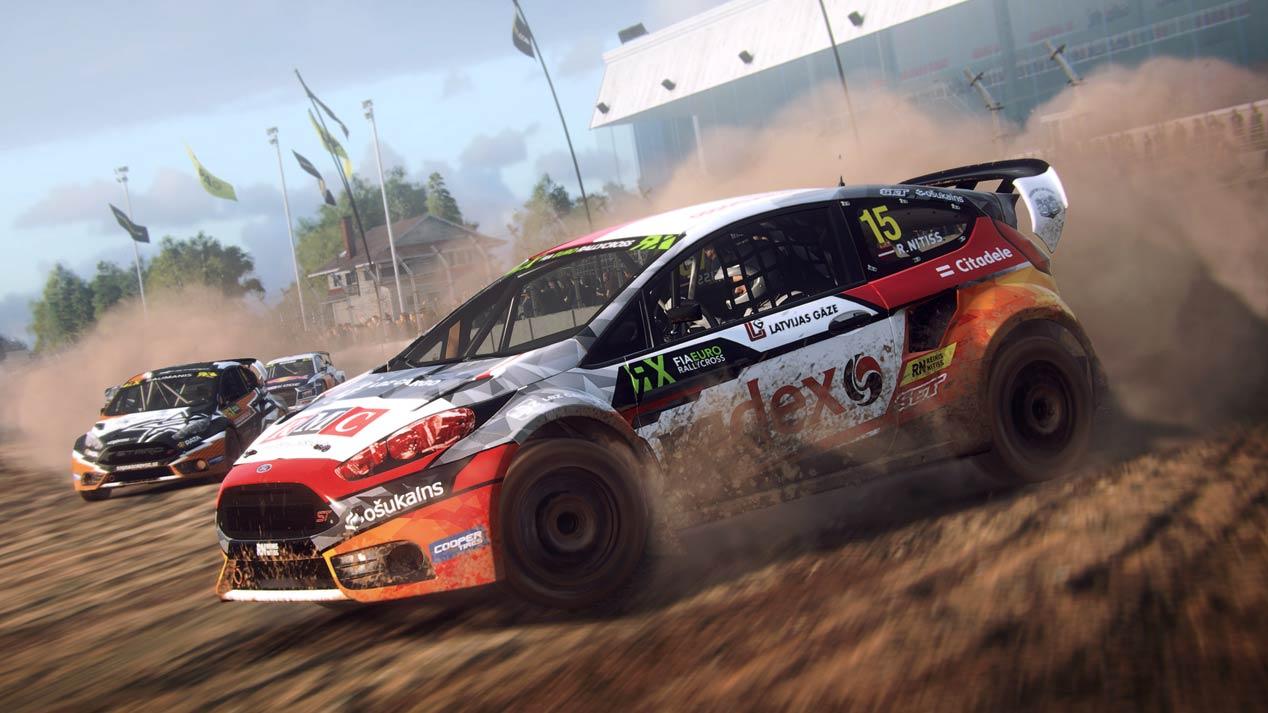 DiRT Rally 2.0, el nuevo videojuego de rallyes