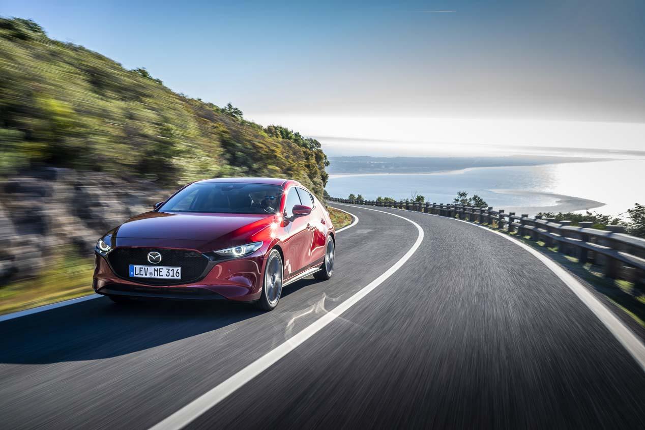 Mazda 3, prueba y opiniones del nuevo compacto de Mazda