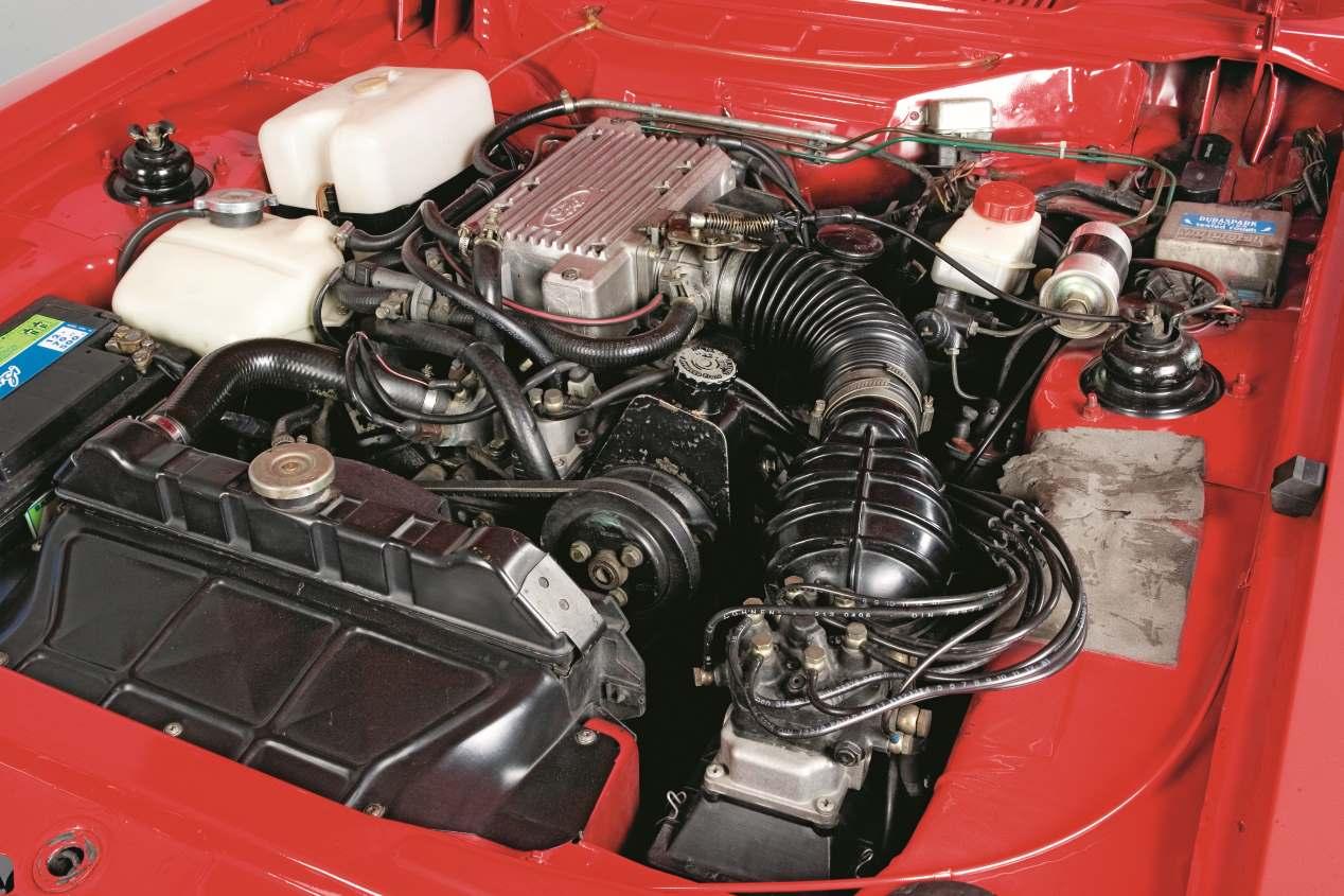 Ford Capri: el mítico deportivo, en imágenes