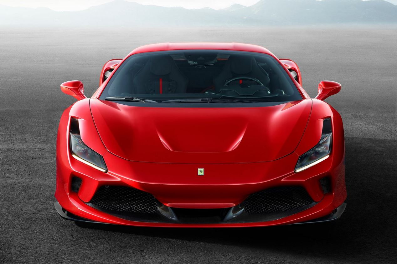 Ferrari F8 Tributo: la berlineta se estrena en el Salón de Ginebra