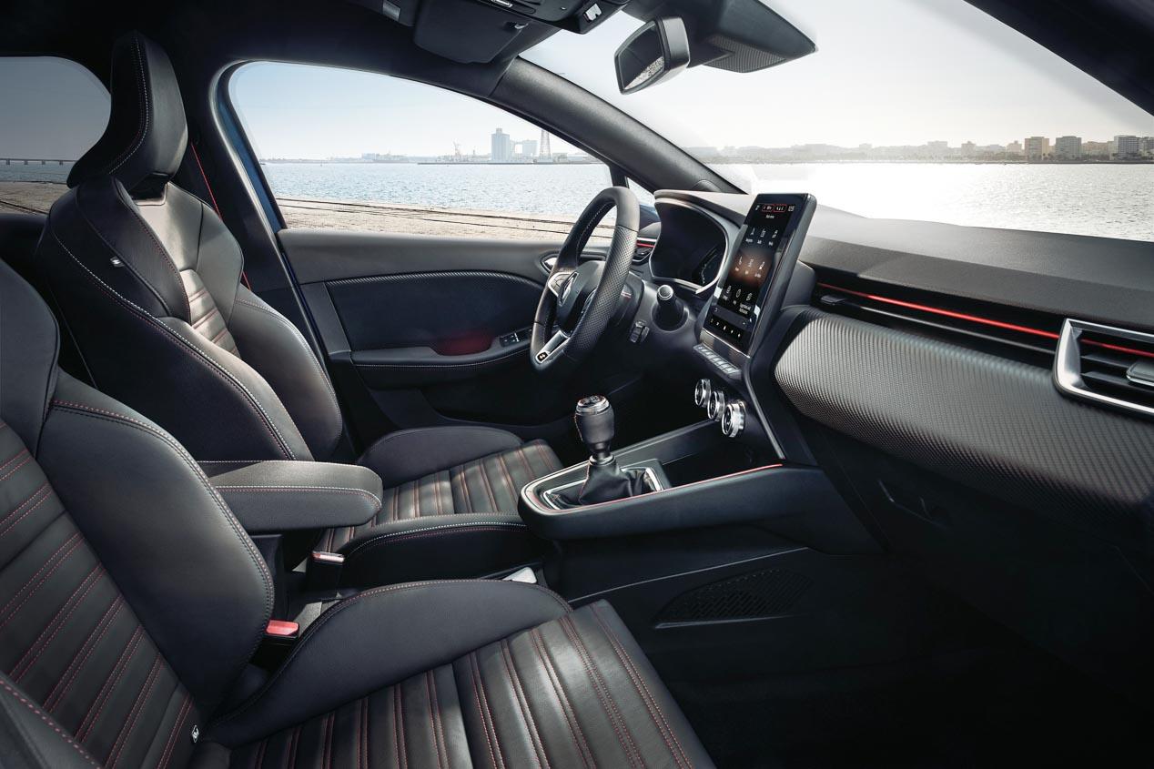 Renault Clio 2019: el nuevo utilitario, en imágenes