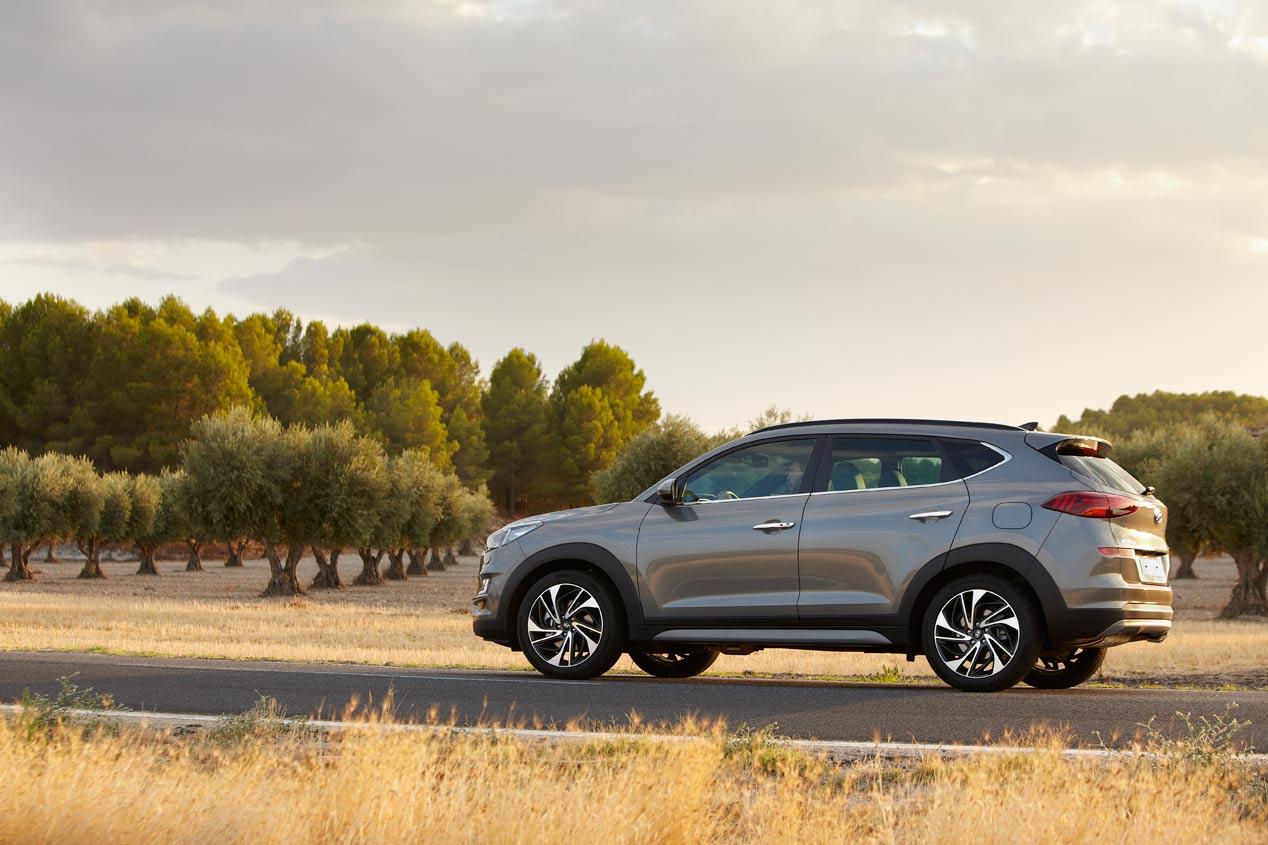 El Hyundai Tucson 48V con etiqueta ECO, ya a la venta