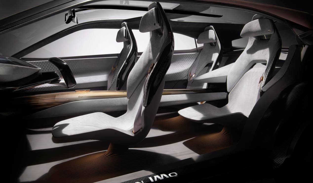 Nissan busca nuevas vías SUV con su nuevo concept car IMQ