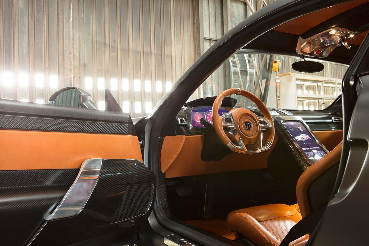 Puritalia Berlinetta: superdeportivo, híbrido y de fabricación artesanal
