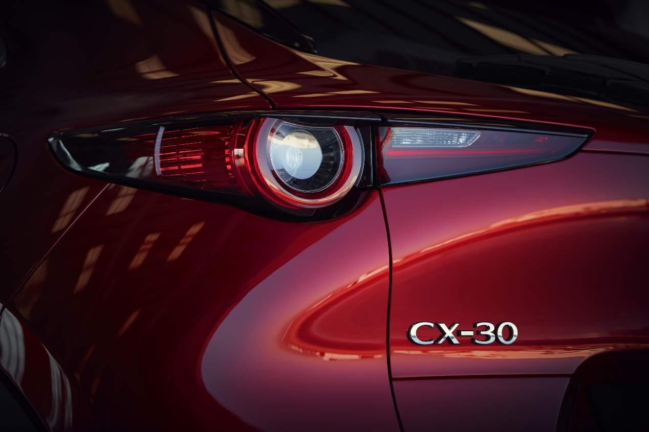 Mazda CX-30: las mejores fotos del nuevo SUV